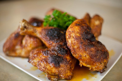 broiled whole chicken recipe