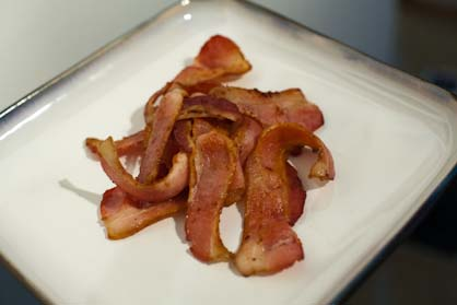 Pan-Fried Bacon