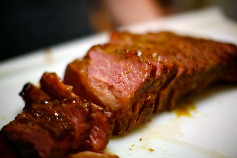 Roasted Corned Beef Brisket