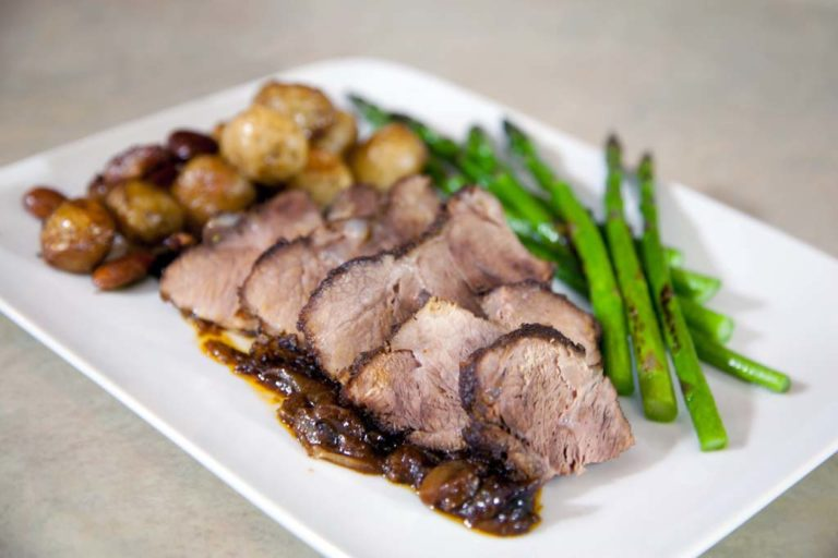 Braised Pork Shoulder Roast