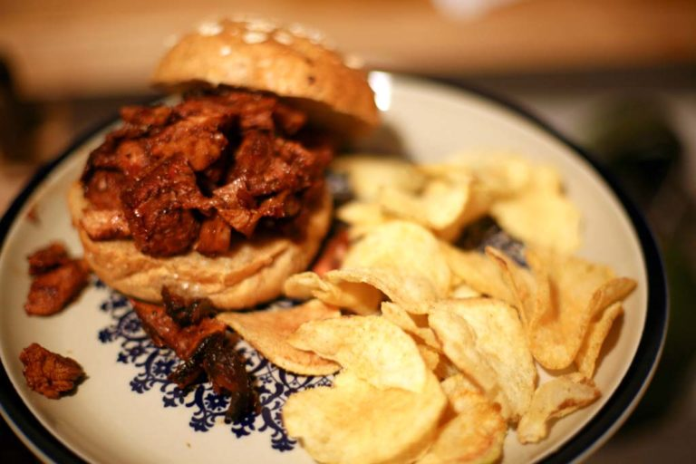 Hoison BBQ Pork